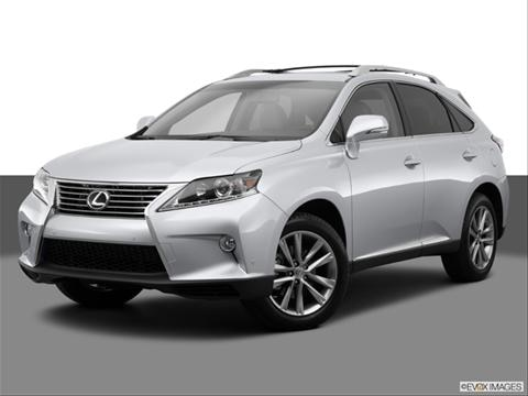 2014 Lexus RX 4-door RX 350  Sport Utility Front angle medium view photo