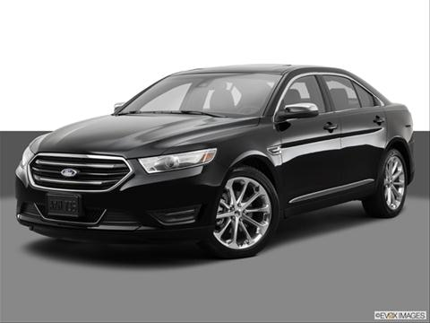 2014 Ford Taurus 4-door Limited  Sedan Front angle medium view photo