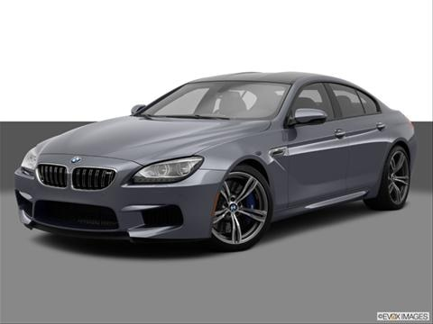 2014 BMW M6 4-door   Coupe Front angle medium view photo
