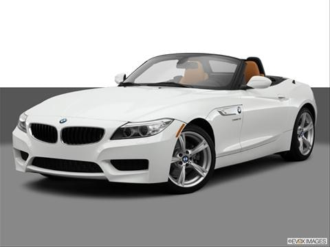 2014 BMW Z4 2-door sDrive35i  Roadster Front angle medium view photo