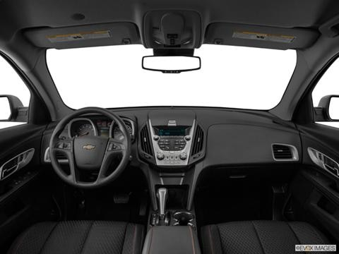 2014 Chevrolet Equinox 4-door LS  Sport Utility Dashboard, center console, gear shifter view photo