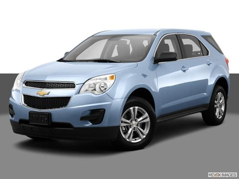 2014 Chevrolet Equinox 4-door LS  Sport Utility Front angle medium view photo