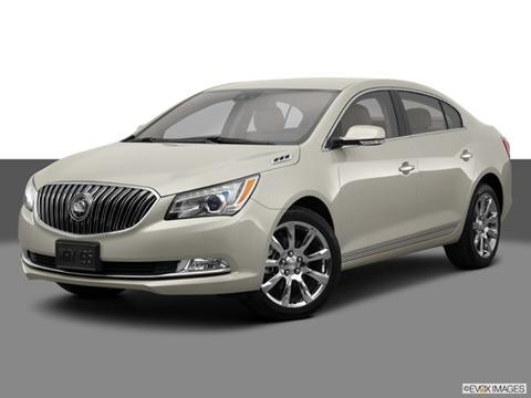 2014 Buick LaCrosse 4-door Premium I  Sedan Front angle medium view photo