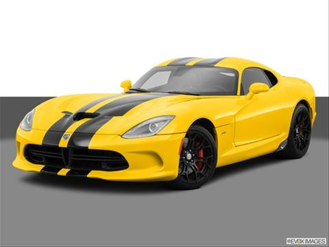 2014 SRT Viper 2-door   Coupe Front angle medium view photo