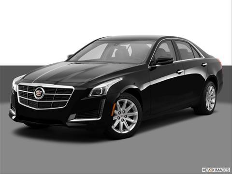 2014 Cadillac CTS 4-door 2.0 Standard  Sedan Front angle medium view photo