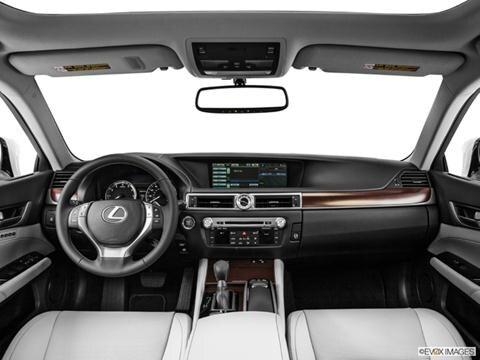 2014 Lexus GS 4-door GS 350  Sedan Dashboard, center console, gear shifter view photo
