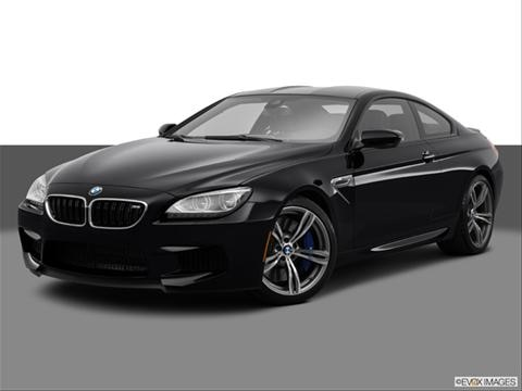 2014 BMW M6 2-door   Coupe Front angle medium view photo