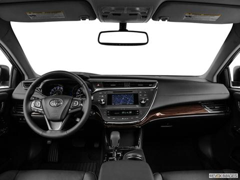 2014 Toyota Avalon 4-door XLE  Sedan Dashboard, center console, gear shifter view photo