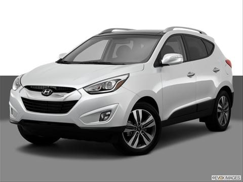 2014 Hyundai Tucson 4-door Limited  Sport Utility Front angle medium view photo