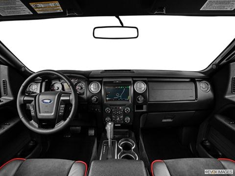 2014 Ford F150 Regular Cab 2-door FX2  Pickup Dashboard, center console, gear shifter view photo