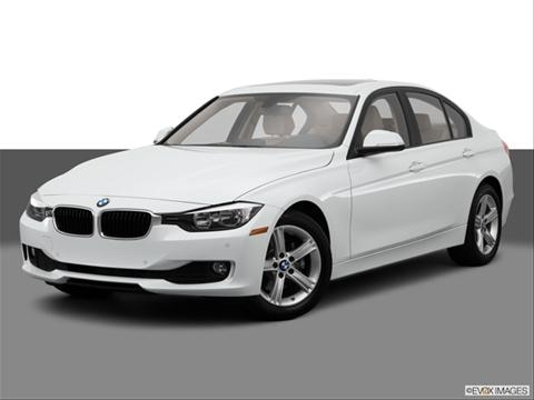 2014 BMW 3 Series 4-door 328d xDrive  Sedan Front angle medium view photo