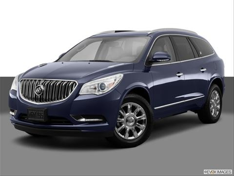 2014 Buick Enclave 4-door Premium  Sport Utility Front angle medium view photo