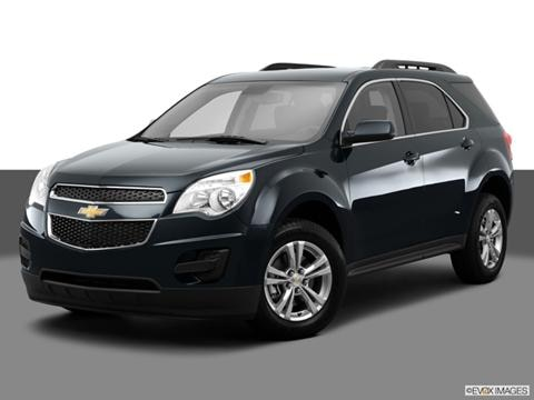 2014 Chevrolet Equinox 4-door LT  Sport Utility Front angle medium view photo