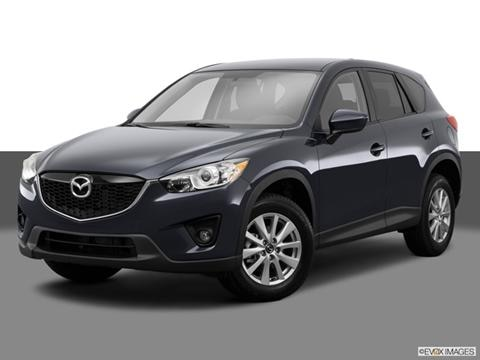 2014 Mazda CX-5 4-door Touring  Sport Utility Front angle medium view photo