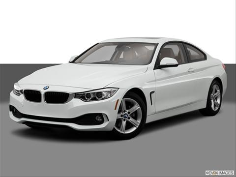 2014 BMW 4 Series 2-door 428i  Coupe Front angle medium view photo