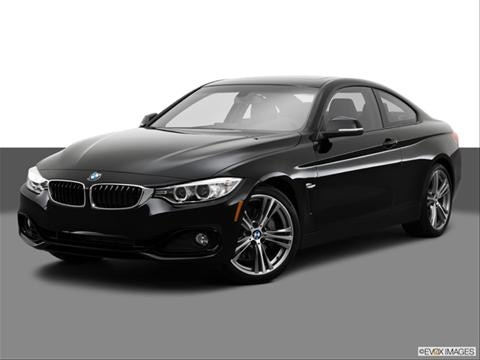 2014 BMW 4 Series 2-door 435i  Coupe Front angle medium view photo