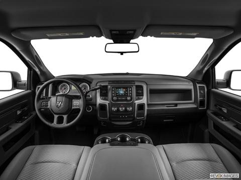 2014 Ram 2500 Regular Cab 2-door Tradesman  Pickup Dashboard, center console, gear shifter view photo