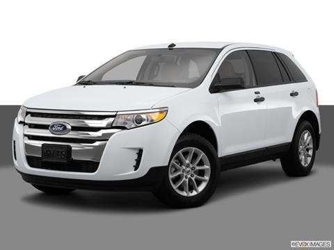 2014 Ford Edge 4-door SE  Sport Utility Front angle medium view photo