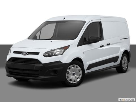2014 Ford Transit Connect Cargo 4-door XL  Van Front angle medium view photo