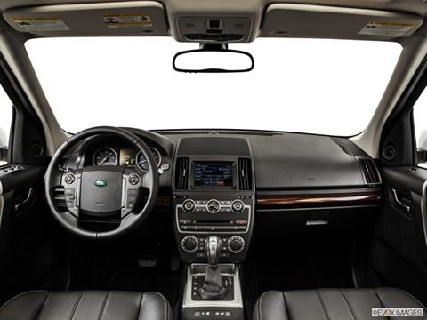 2014 Land Rover LR2 4-door HSE LUX  Sport Utility Dashboard, center console, gear shifter view photo