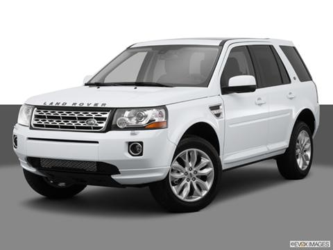 2014 Land Rover LR2 4-door   Sport Utility Front angle medium view photo