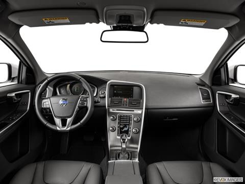 2015 Volvo XC60 4-door T5  Sport Utility Dashboard, center console, gear shifter view photo