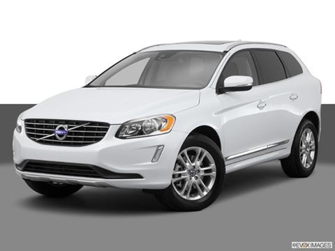 2015 Volvo XC60 4-door T5  Sport Utility Front angle medium view photo