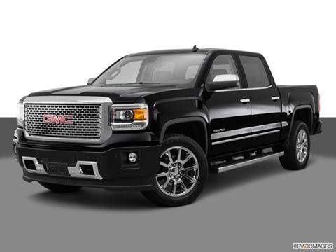 2014 GMC Sierra 1500 Crew Cab 4-door Denali  Pickup Front angle medium view photo