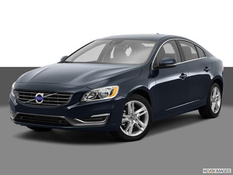 2015 Volvo S60 4-door T5  Sedan Front angle medium view photo
