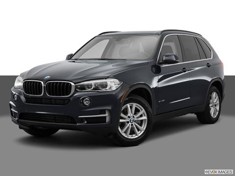 2014 BMW X5 4-door sDrive35i  Sport Utility Front angle medium view photo