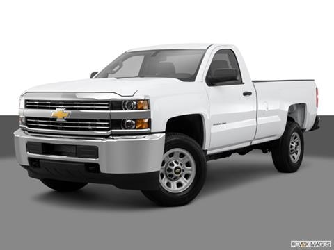 2015 Chevrolet Silverado 3500 HD Regular Cab 2-door Work Truck  Pickup Front angle medium view photo