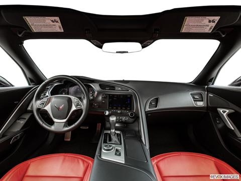 2014 Chevrolet Corvette 2-door Stingray  Coupe Dashboard, center console, gear shifter view photo