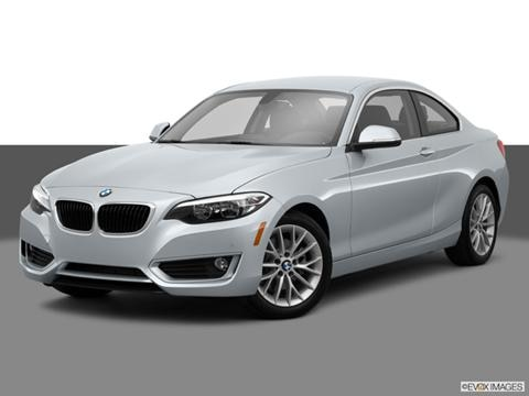 2014 BMW 2 Series 2-door 228i  Coupe Front angle medium view photo