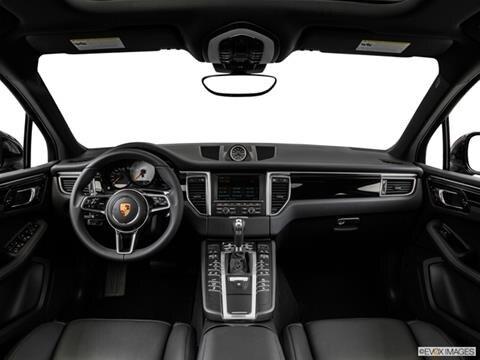2015 Porsche Macan 4-door S  Sport Utility Dashboard, center console, gear shifter view photo