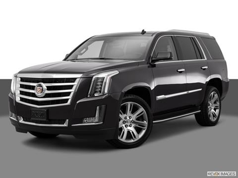 2015 Cadillac Escalade 4-door Luxury  Sport Utility Front angle medium view photo