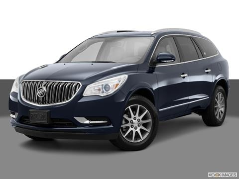 2015 Buick Enclave 4-door Leather  Sport Utility Front angle medium view photo
