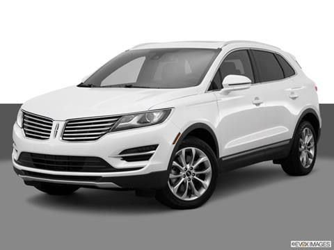 2015 Lincoln MKC 4-door   Sport Utility Front angle medium view photo