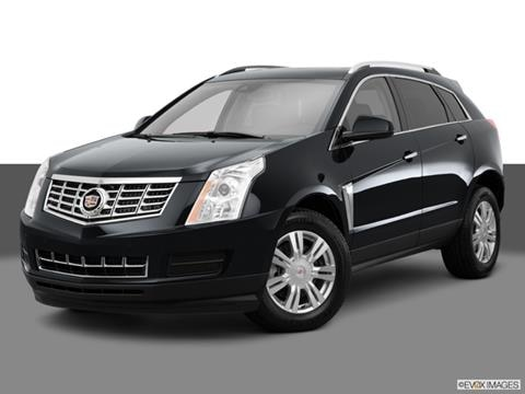 2015 Cadillac SRX 4-door Performance Collection  Sport Utility Front angle medium view photo
