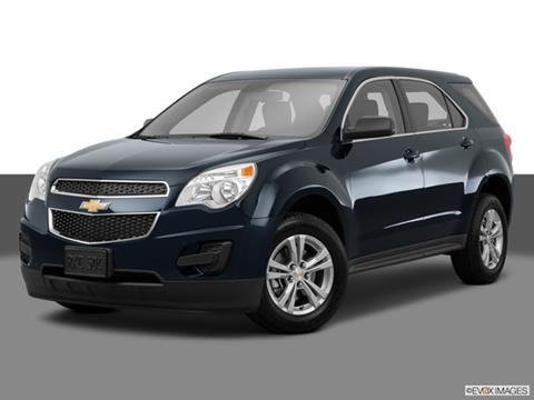 2015 Chevrolet Equinox 4-door LS  Sport Utility Front angle medium view photo