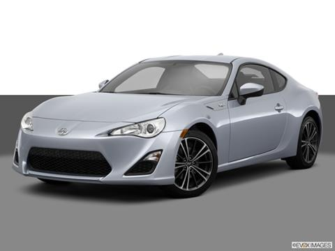 2015 Scion FR-S 2-door   Coupe Front angle medium view photo