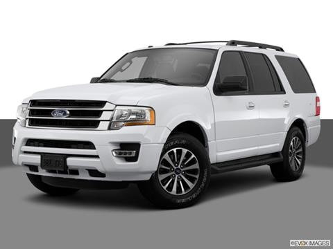 2015 Ford Expedition 4-door XLT  Sport Utility Front angle medium view photo
