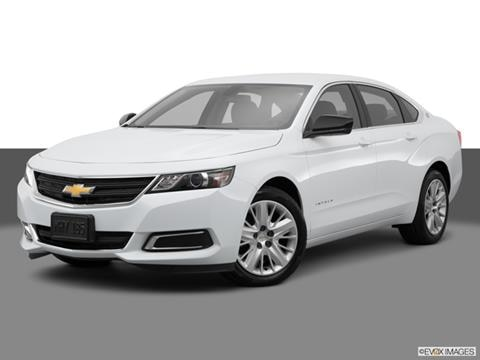 2015 Chevrolet Impala 4-door LS  Sedan Front angle medium view photo