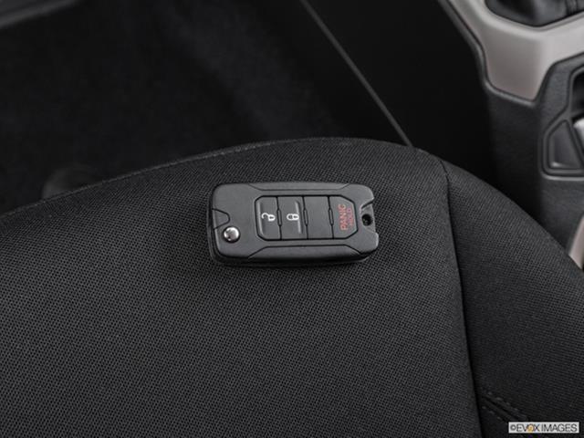Hidden Trunk Unlock Button Jeeprenegade