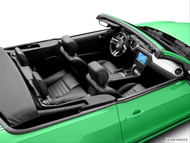 2014 ford mustang convertible interior photos and videos 2014 ford - 2014 Ford Mustang Convertible Interior