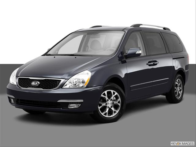 Photos And Videos 2008 Kia Sedona Van Minivan History In