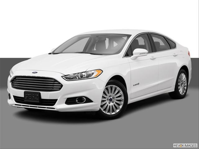 2012 Lincoln Mkz Hybrid Review >> 2013 Ford Fusion Hybrid Front Angle | Male Models Picture