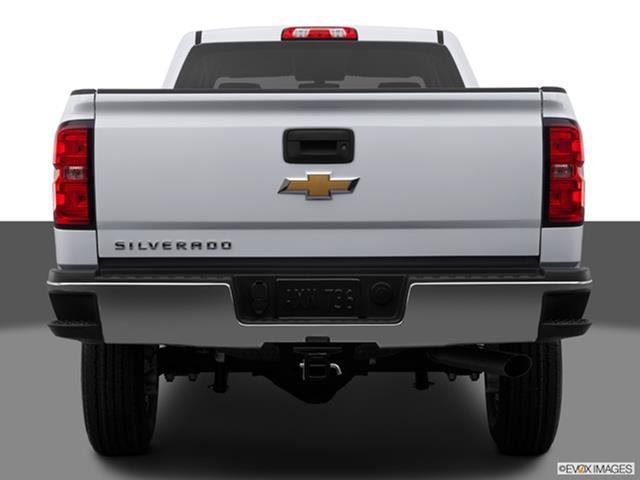 Chevrolet Silverado 1500 Hd Step Bumper Rear Step Bumper ...
