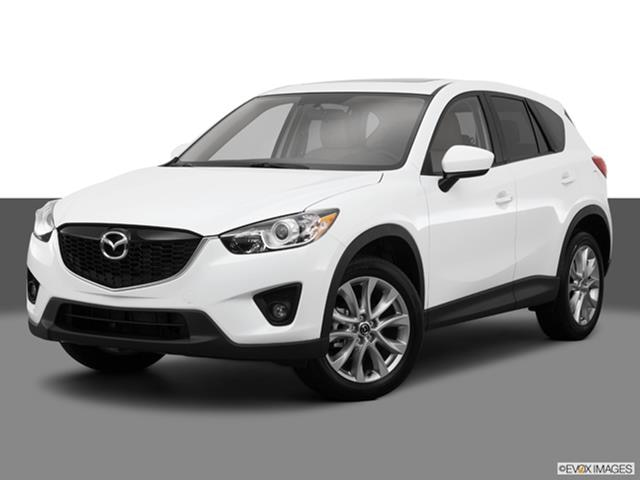 Photos and Videos: 2013 Mazda CX-5 Crossover History in Pictures