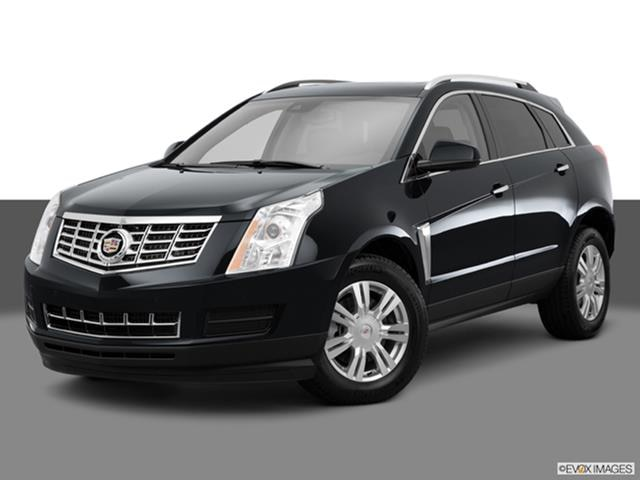 Photos and Videos: 2014 Cadillac SRX Crossover History in Pictures