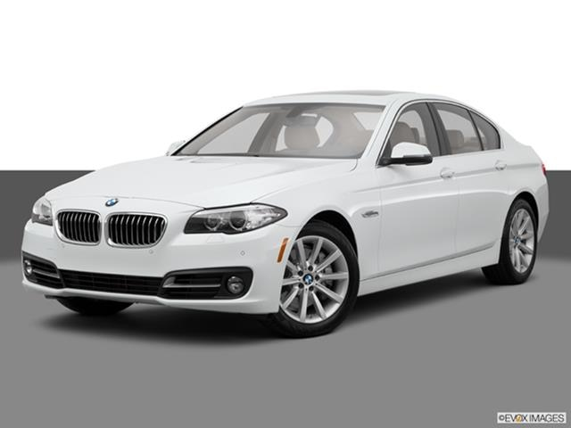 Photos and Videos: 2015 BMW 5 Series Luxury Vehicle Photos